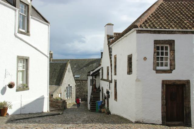 Culross-calle